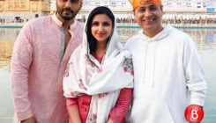Namastey England: Arjun and Parineeti seek blessings at the Golden Temple