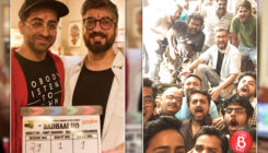 Badhaai Ho: It's first schedule wrap for Ayushmann and Sanya-starrer