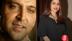 Hrithik Roshan recalls his FIRST acting shot that he gave with Sridevi