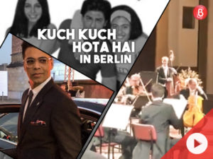 Video alert! German Orchestra playing 'Kuch Kuch Hota Hai' in Berlin is like the greatest tribute ever