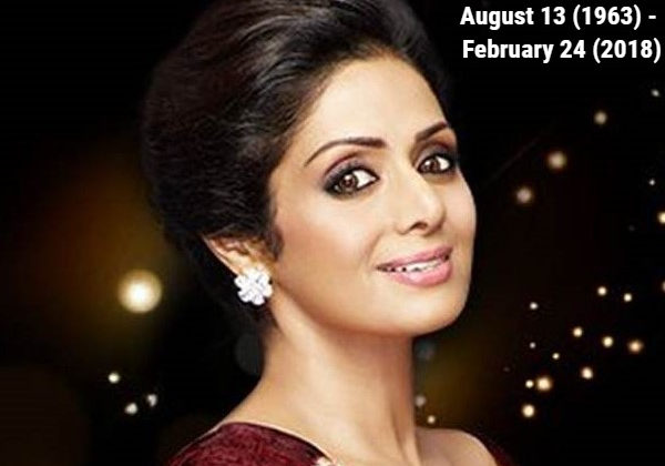 To Sridevi with love: You took away the beauty of 'beautiful' today