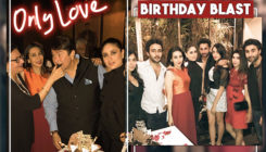 PICS: Daughters Karisma and Kareena brighten up dad Randhir Kapoor's birthday evening