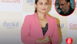 Rani Mukerji shares a reel to real 'Dulhan' connection with Aditya Chopra. Find out here