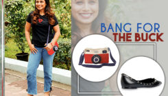 Rani Mukerji's quirky bag and Valentino flats aren't going to drill a hole in your pocket