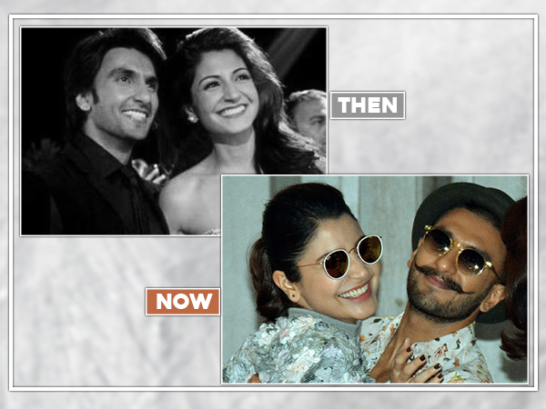 Ranveer Singh and Anushka Sharma