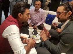Aamir Khan and Ranveer Singh at Magnetic Maharashtra Convergence 2018