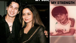When a little Shahid foundhis motherNeelima Azeemcrying and became her strength
