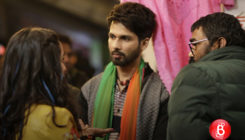 Batti Gul Meter Chalu: Shahid and Shraddha caught in a serious discussion with director. SEE PIC