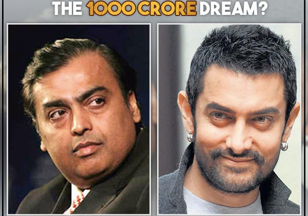Aamir Khan's 'Mahabharata' to get Rs 1000 Crore backing from Mukesh Ambani? FULL STORY INSIDE!