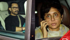 Aamir Khan and Kiran Rao meet Sridevi's family to offer their condolences. VIEW PICS