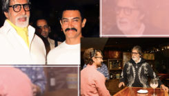 Thugs Of Hindostan: Aamir Khan speaks up on Amitabh Bachchan falling ill on the sets