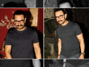 WATCH: Aamir Khan pampers himself in a spa before leaving for 'Thugs Of Hindostan'