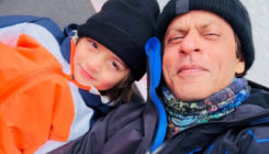 WATCH: Shah Rukh Khan goes skiing with little AbRam, and their fun is infectious