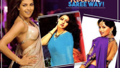 8 times when Bollywood divas sizzled and set the temperatures soaring in a saree