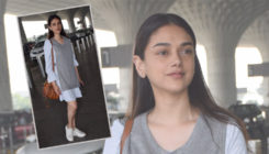 Aditi Rao Hydari's inexpensive tent dress will make you jump out of your seat!