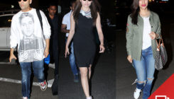 Airport diaries: Karan Johar, Urvashi Rautela and Sophie Choudry up their style game and how