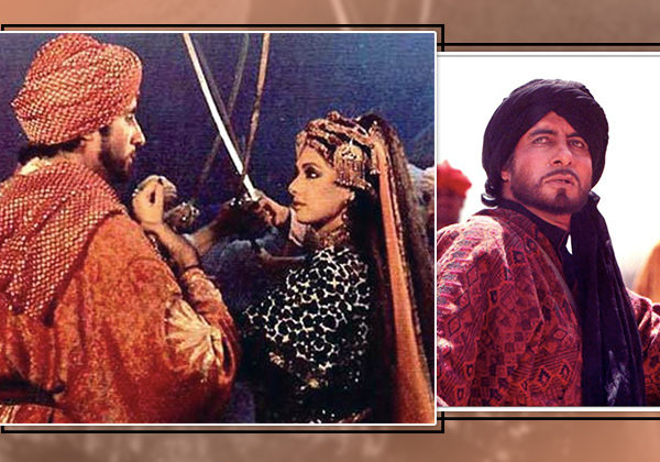 When Amitabh Bachchan felt that the sets of 'Khuda Gawah' are like a battlefield