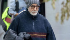 Back on 'Thugs of Hindostan' sets, it's all about survival and hard work for Amitabh Bachchan