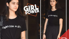 Ananya Panday's all-black gym look will keep you hooked. SEE PICS