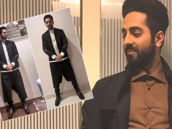 Drape pants! Yes, that's Ayushmann Khurrana's latest crazy obsession