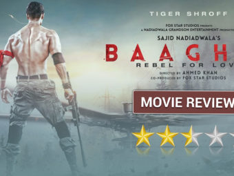 Baaghi 2 movie review: Tiger's sturdy action game is the real takeaway