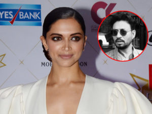Watch: Deepika Padukone speaks up about Irrfan Khan's health