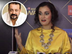 Is it 'Sanju' or 'Dutt'? Here's what Dia Mirza has to say about the title of Sanjay Dutt's biopic