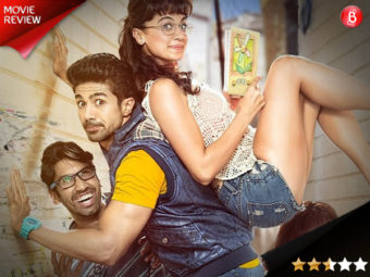Dil Juunglee Movie Review: Partly flawed, partly touchy