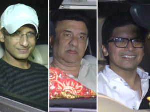 Watch: Sharman Joshi, Anu Malik and others catch the screening of 'Hichki'