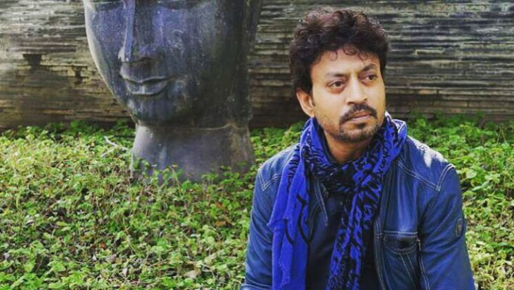 Irrfan Khan not being treated by ayurvedic doctor