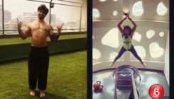 Karan Singh Grover and Bipasha Basu's Sunday workout video is surely a FITNESS motivation