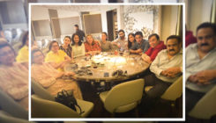 Kareena Kapoor Khan and Karisma Kapoor have a gala time with family over lunch!