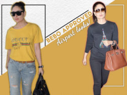 Kareena Kapoor Khan airport looks