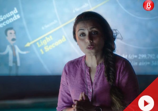 'Khol De Par' from 'Hichki': This song proves that Rani can have a great career as a teacher too