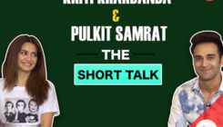 The Short Talk: Watch Kriti and Pulkit open up on love, Delhi food and of course 'Veerey Ki Wedding'