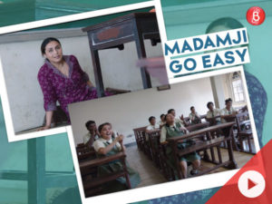 Madamji Go Easy: This prank song from 'Hichki' will make you revisit your school days