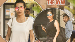 Malaika and Sophie Choudry step out in their stylish gym gears and we have the pics for you