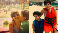 Mandira Bedi's vacay pictures with son will make you want to take a trip NOW!