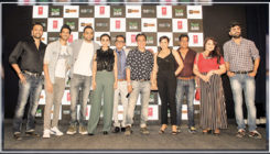 Nanu Ki Jaanu: Abhay Deol,Patralekhaa and others at the film's trailer launch. View Pics