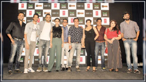 Nanu Ki Janu,Trailer Launch, Images