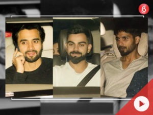 PARI: Virat Kohli, Shahid Kapoor and others grace the special screening of the flick. Watch!