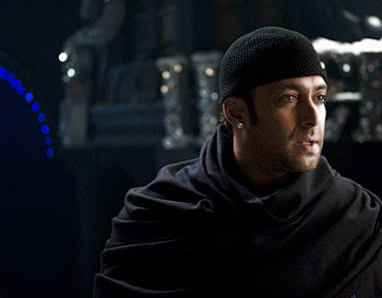 Salman Khan in 'Saawariya'