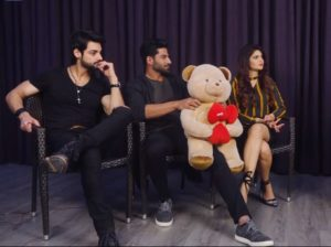 The Short Talk: Karan Wahi, Vivan Bhathena and Ihana Dhillon talk about their film 'Hate Story 4'