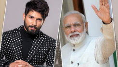 On Neha Dhupia's show, Shahid Kapoor has a message for PM Narendra Modi