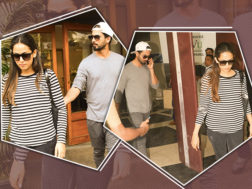 Shahid Kapoor and Mira Kapoor spotted