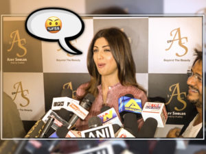 WHAT! Shilpa Shetty Kundra just abused on camera? Watch Video