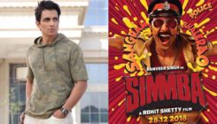 Not Madhavan, but Sonu Sood to play the negative role in Ranveer-starrer 'Simmba'