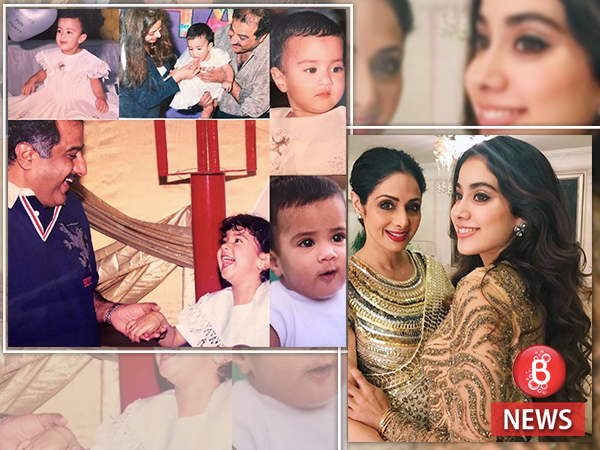Throwback to last year when Sridevi wished daughter Janhvi Kapoor on her birthday | Bollywood Bubble