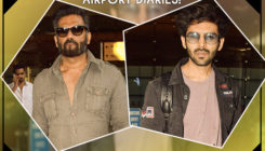 Kartik Aaryan should take airport styling tips from the forever dashing Suniel Shetty