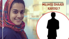 Taapsee Pannu gets a marriage proposal from a 'susheel' guy via email